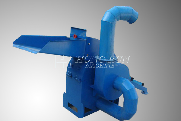 Agricultural Stalks Crusher Machine