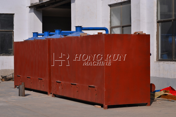 Wood Carbonization Furnace