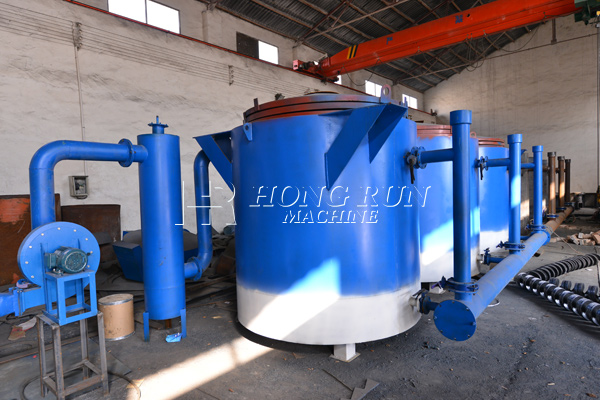 Hoist Carbonization Furnace