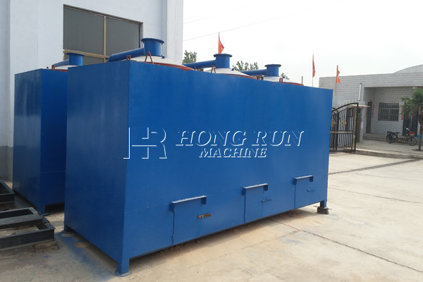 6 m³Carbonization Furnace