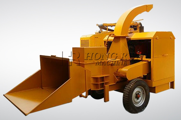 tree branch crusher